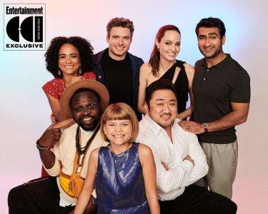 Eternals Marvel Cast