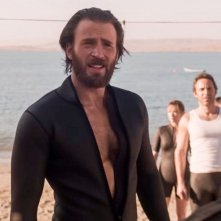 The Red Sea Diving Resort: Chris Evans in un'immagine del film
