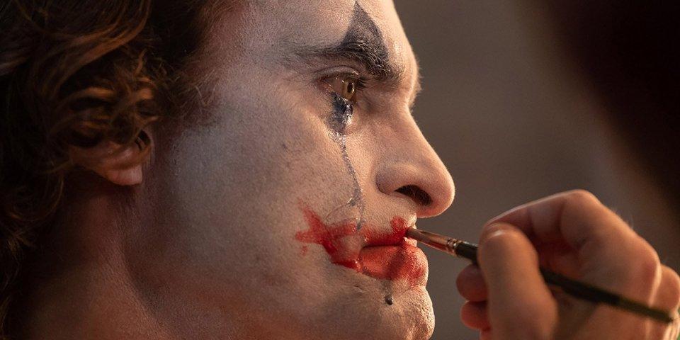Joker Joaquin Phoenix Trucco