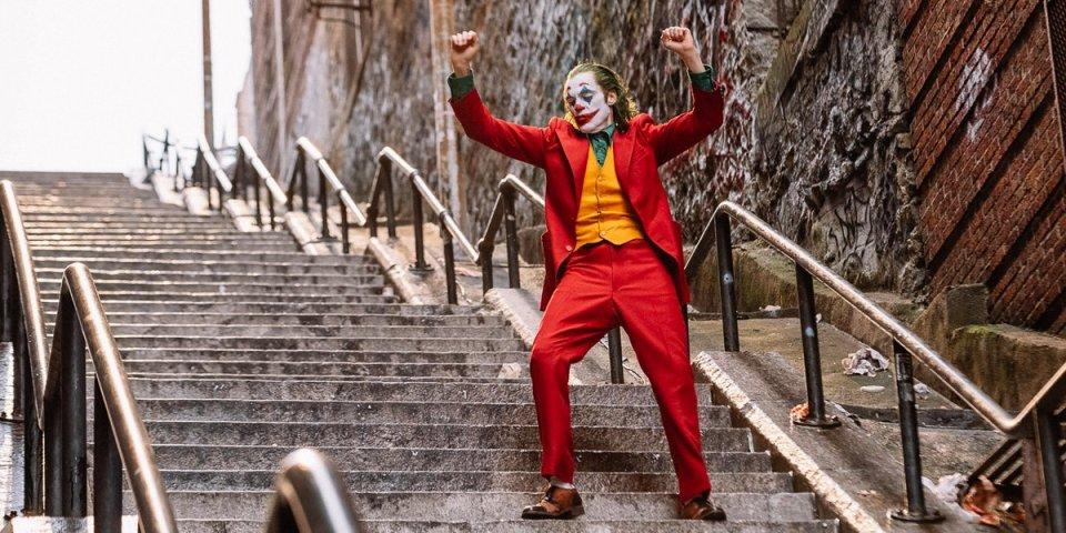 Joker Joqauin Phoenix Fuga