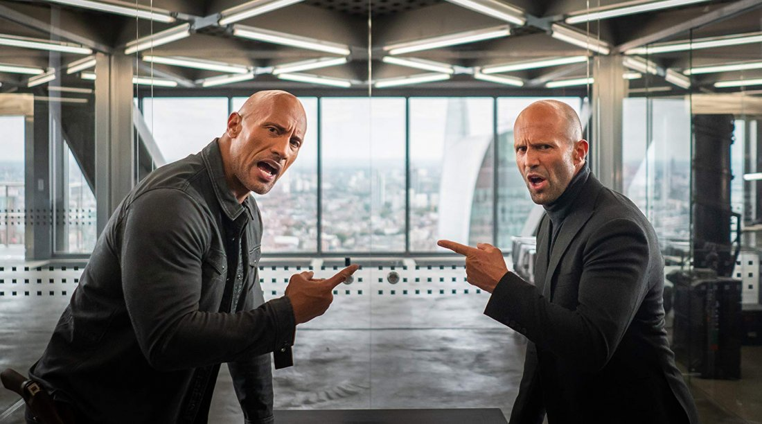 Fast And Furious Hobbs And Shaw 12