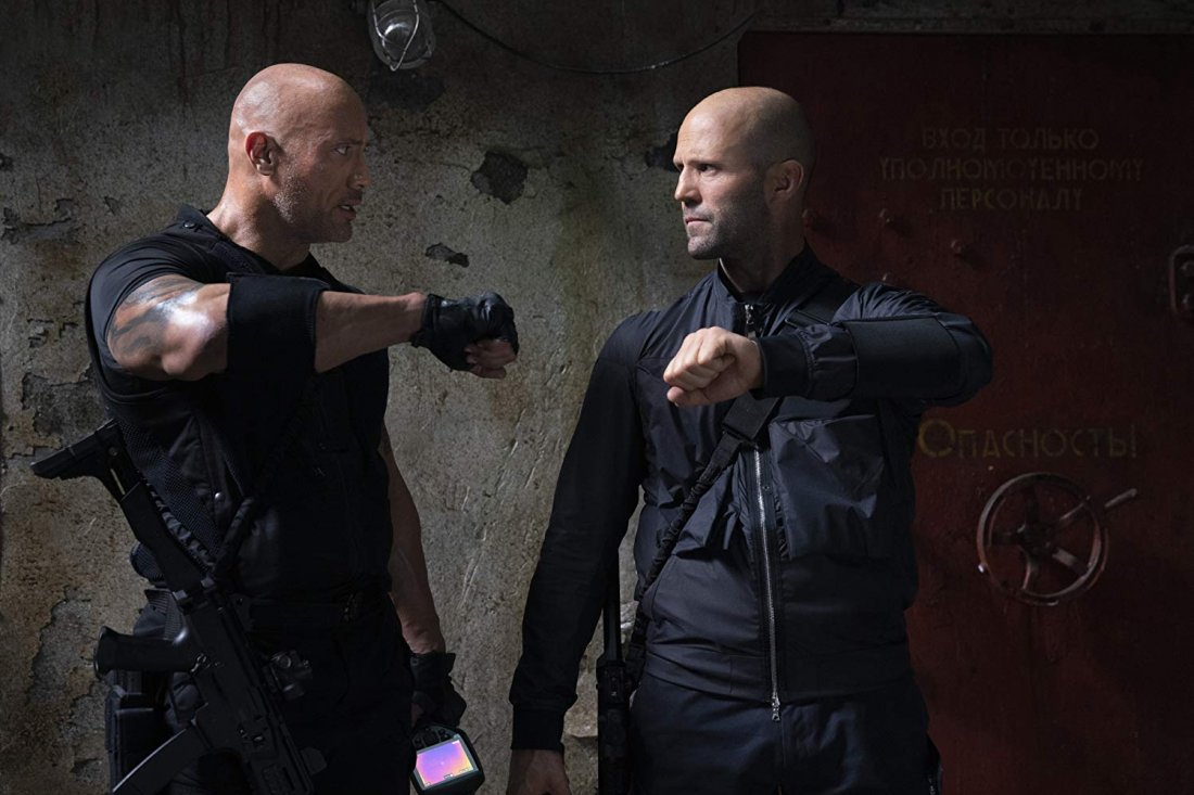 Fast And Furious Hobbs And Shaw 13