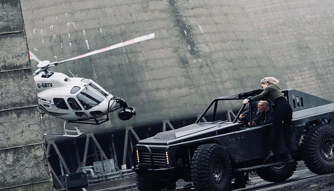 Fast And Furious Hobbs And Shaw 1
