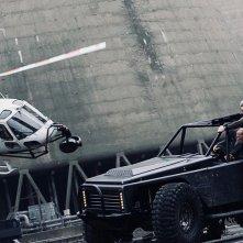 Fast & Furious - Hobbs &  Shaw: Jason Statham con Vanessa Kirby in una scena