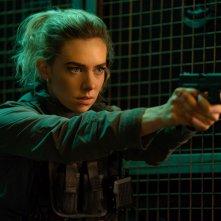 Fast & Furious - Hobbs &  Shaw: una scena del film con Vanessa Kirby