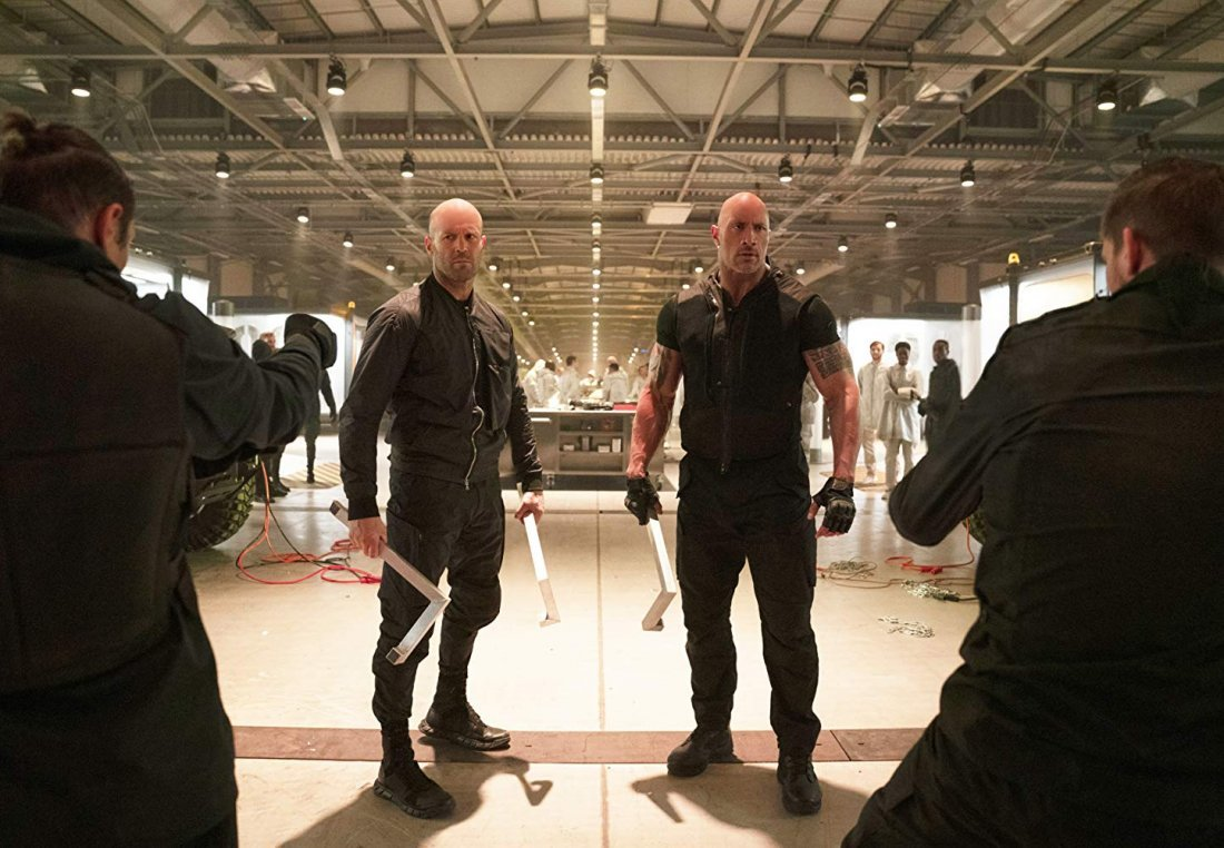 Fast And Furious Hobbs And Shaw 7