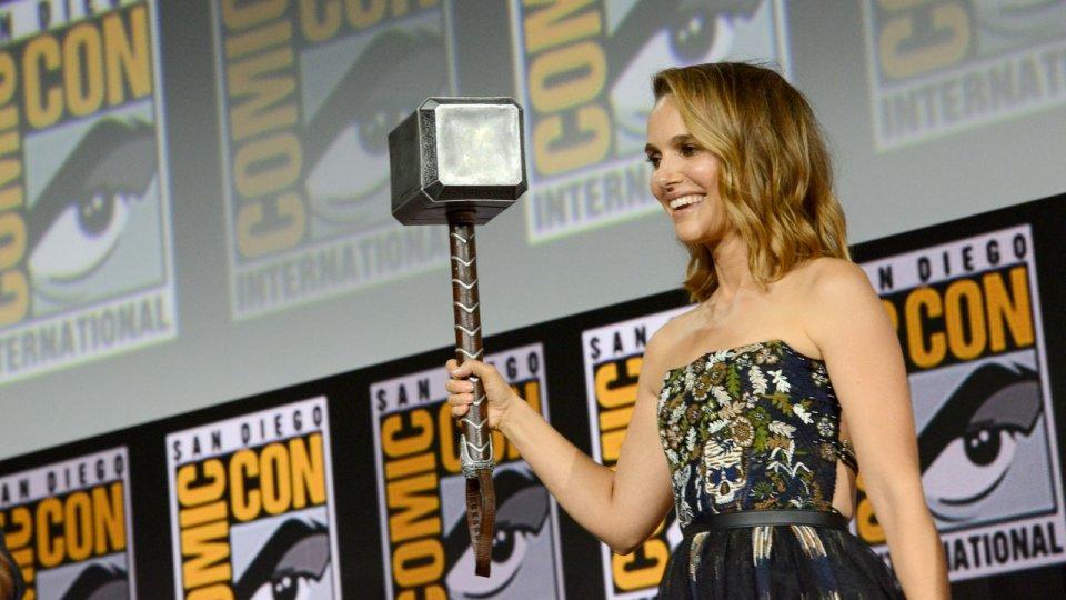 Natalie Portman Comicon
