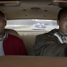 Sei gemelli: Marlon Wayans durante una scena