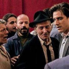 Martin Eden: Luca Marinelli in una sequenza del film
