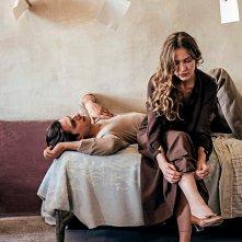 Martin Eden: Luca Marinelli, Jessica Cressy in una scena del film