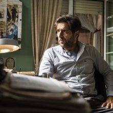Vivere: Adriano Giannini durante una scena del film