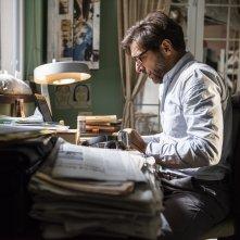 Vivere: Adriano Giannini in una scena del film
