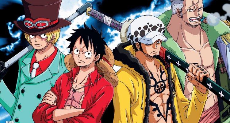 One Piece Filme Deutsch