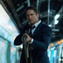 Attacco al potere 3 - Angel Has Fallen: Gerard Butler durante  una scena del film