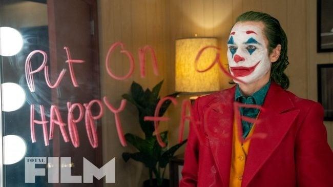 Joker Movie Happy Face 1183876