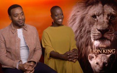 """Il Re Leone, Chiwetel Ejiofor è Scar: """"Il potere logora chi ce l'ha"""""""