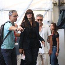 Venezia 2019: Monica Bellucci arriva al photocall di Irréversible
