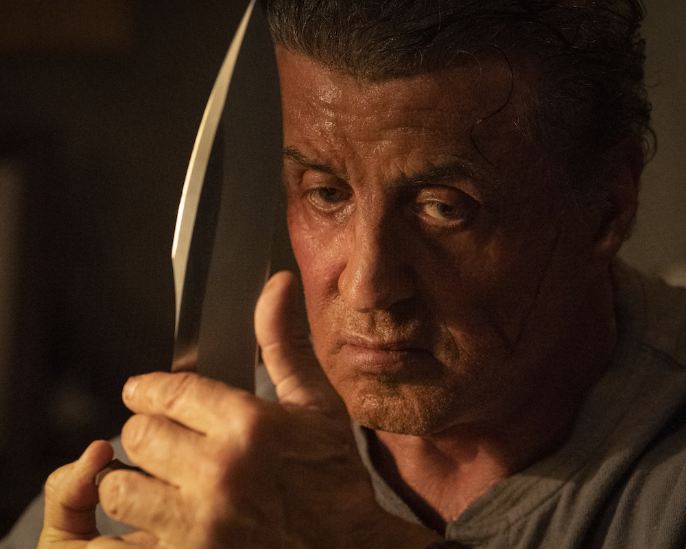 Rambo Last Blood Sylvester Stallone