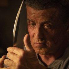 Rambo Last Blood: un primo piano di Sylvester Stallone