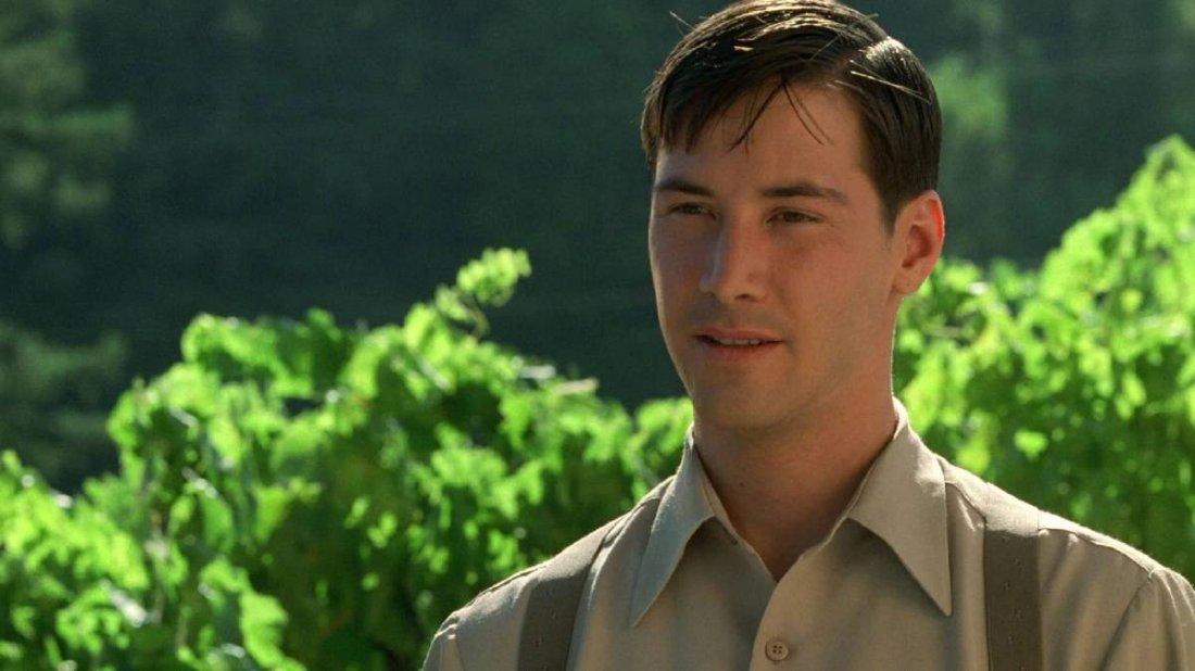 Keanu Reeves Il Profumo Del Mosto Selvatico