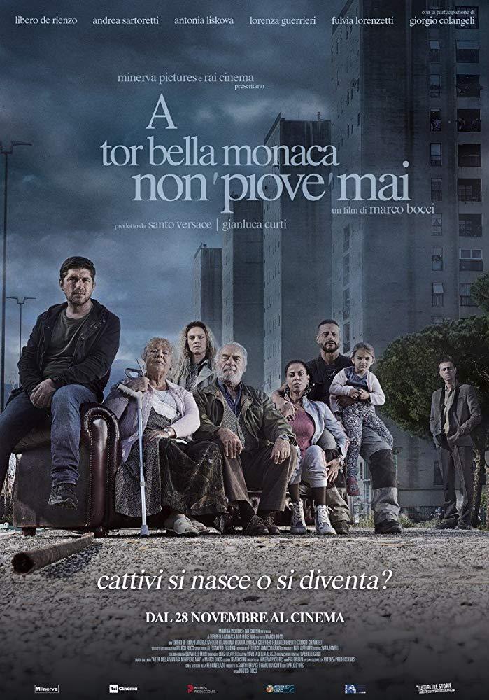 Tor Bella Monaca Poster