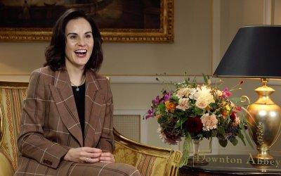 """Michelle Dockery è di nuovo Lady Mary: """"Downton Abbey è sempre stato all'avanguardia"""""""