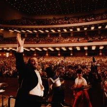Pavarotti: una scena del documentario