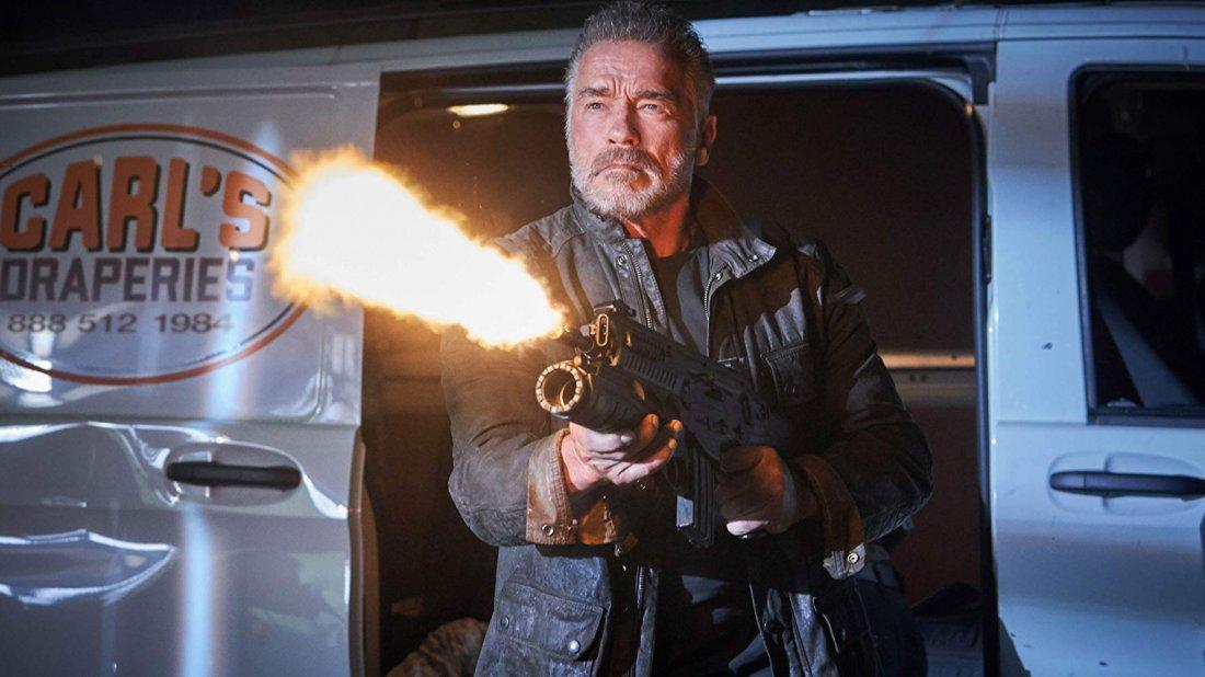 Terminator Destino Oscuro 14
