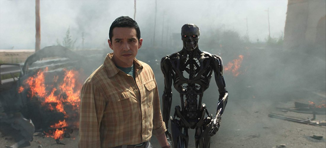 Terminator Destino Oscuro 8