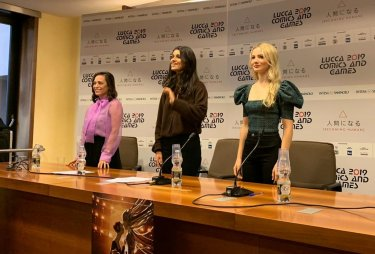 The Witcher Conferenza Lucca 2019