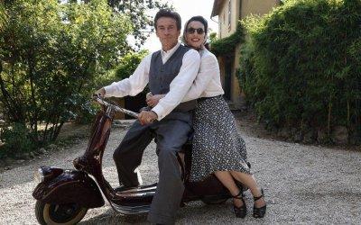 """Enrico Piaggio – Un sogno italiano: Alessio Boni, """"Piaggio? Un pioniere. Dovremmo prenderlo da esempio"""""""