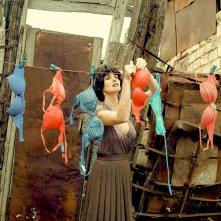 The Bra - Il reggipetto: Paz Vega in una scena del film