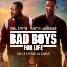 Bad Boys for Life: il poster italiano in esclusiva