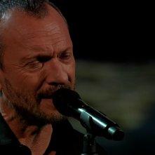 Biagio Antonacci in Adrian la serie, settima puntata