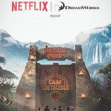 Locandina di Jurassic World: Camp Cretaceous
