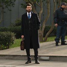 Il processo: Francesco Scianna in un'immagine della serie