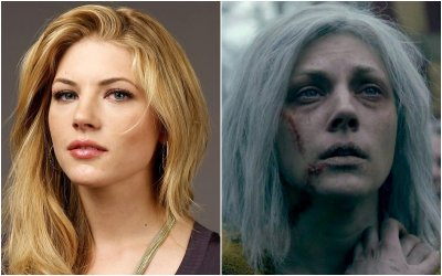 Vikings 6, Katheryn Winnick ci parla di Lagertha anziana, del finale della serie e dell'esordio alla regia
