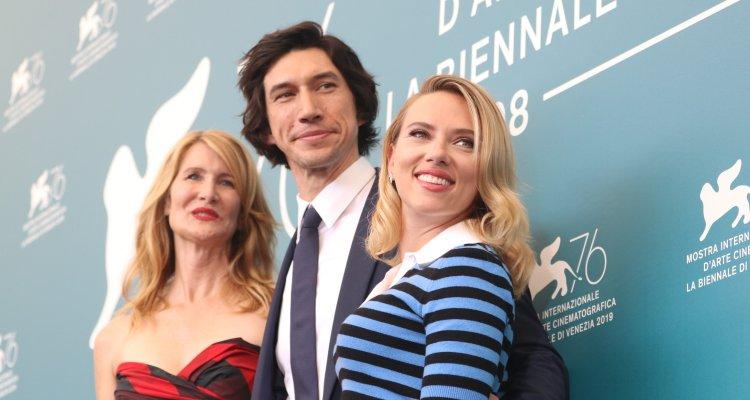 """Storia di un matrimonio, Scarlett Johansson: """"Una prova difficile per ..."""