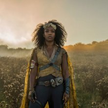 Star Wars: L'Ascesa di Skywalker: Naomi Ackie in una scena del film