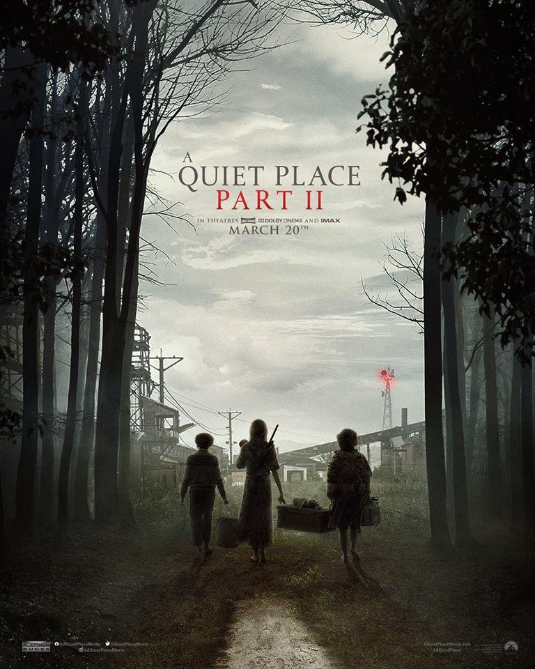 Quiet Place 2 Poster