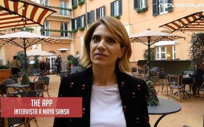 The App: Video intervista a Maya Sansa