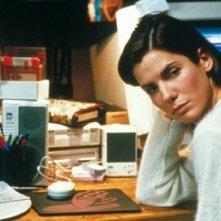 The Net - Intrappolata nella rete: una scena con Sandra Bullock