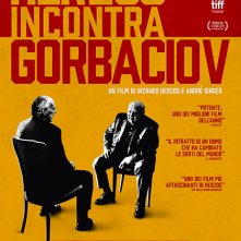 Locandina di Herzog incontra Gorbaciov