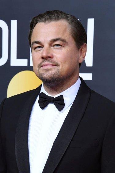Leonardo Dicaprio Golden Globes 2020