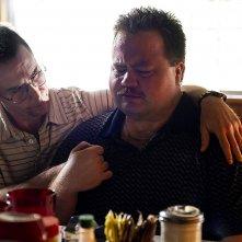 Richard Jewell: Sam Rockwell e Paul Walter Hauser  una scena del film