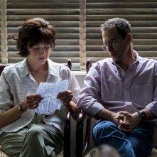 Richard Jewell: Sam Rockwell durante una scena del film