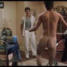 Johnny Depp mostra il lato B nel film Posizioni promettenti
