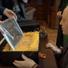 Herzog incontra Gorbaciov: un momento del film