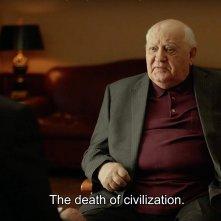 Herzog incontra Gorbaciov: un'immagine del documentario