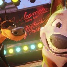 Tappo - Cucciolo in un mare di guai: una scena del film d'animazione